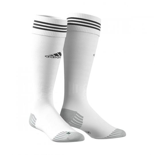 Chaussettes   adidas Adisock 12 Blanc-Noir