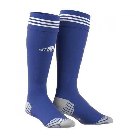 Chaussettes   adidas Adisock 12 Azul royal-Blanc