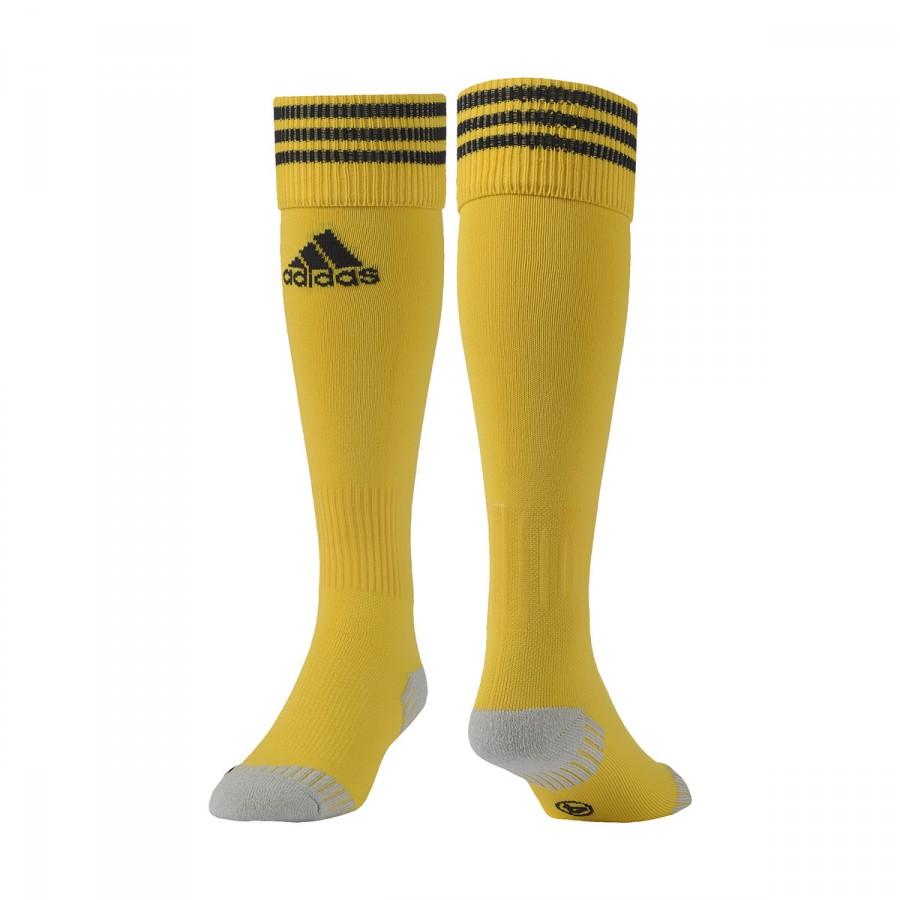 best service 6a0f5 c0ec5 Calzettoni adidas Adisock 12 Giallo-Nero - Negozio di calcio Fútbol Emotion