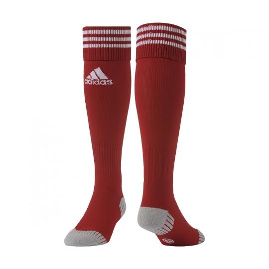 Chaussettes   adidas Adisock 12 Rouge-Blanc