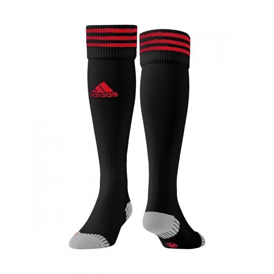 Chaussettes   adidas Adisock 12 Noir-Rouge