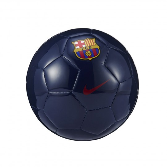 Bola de Futebol  Nike FC Barcelona Supporters Midnight navy-Prime red