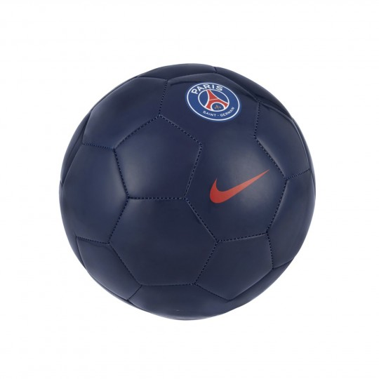 Bola de Futebol  Nike Paris Saint Germain Supporters Midnight navy-White-Challenge red