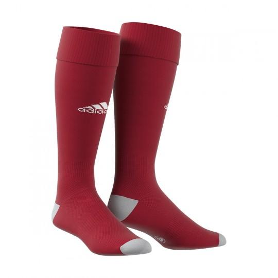 Chaussettes   adidas Milano 16 Rouge-Blanc