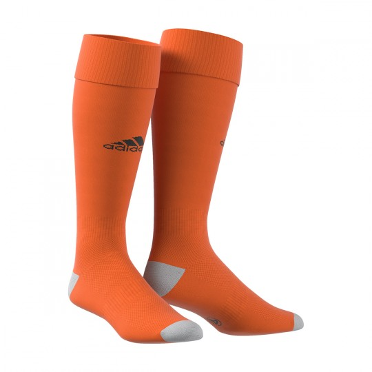 Chaussettes   adidas Milano 16 Orange-Noir