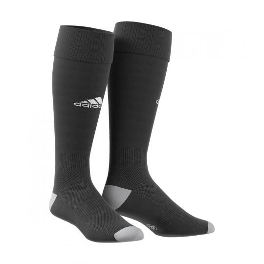 Chaussettes   adidas Milano 16 Noir-Blanc