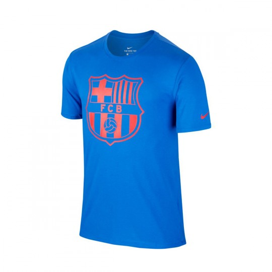 Camiseta  Nike FC Barcelona Dry 2016-2017 Game royal