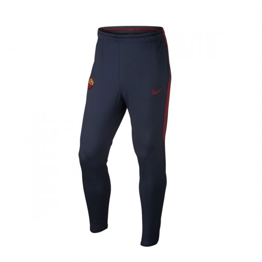 Pantalón largo  Nike AS Roma 2016-2017 Obsidian-Team red