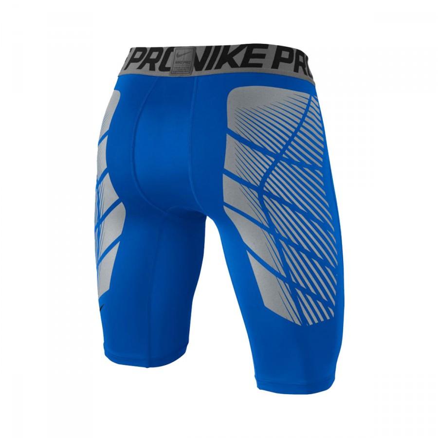 Renunciar Excesivo Frank Worthley  Malla Nike Pro Hyperstong Football Slider Paramount blue-Black - Tienda de  fútbol Fútbol Emotion