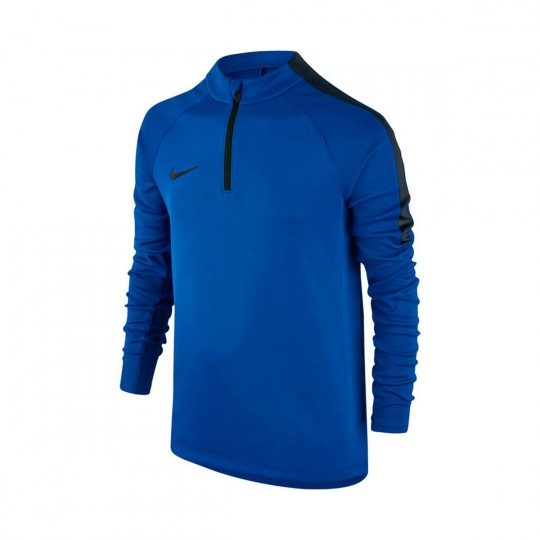 Maillot  Nike jr Dril Top Squad Paramount blue-Black