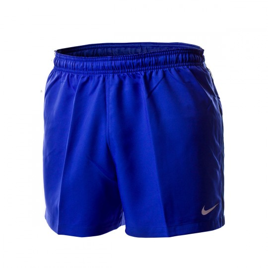 Short  Nike Squad Mujer Paramount blue-Binary blue-White