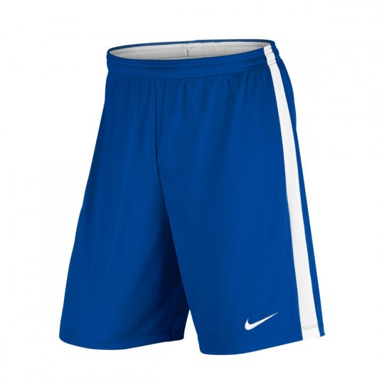 Pantalón corto  Nike Dry Academy Football Paramount blue-White