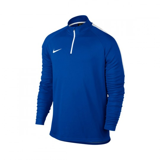 Maillot  Nike Dry Academy Football Top Paramount blue-White