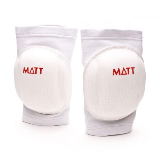 Rodillera  Matt Protector Blanco