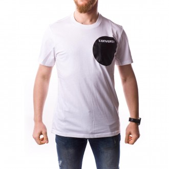 Camisola  Converse Dot Pocket White