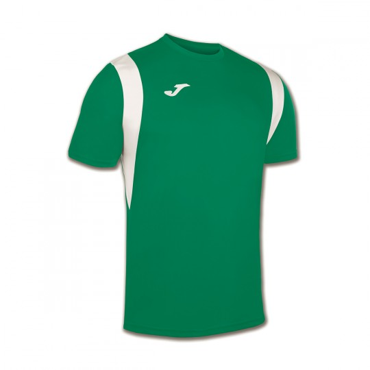 Maillot  Joma Dinamo m/c Vert-Blanc