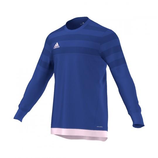 Maillot  adidas Entry 15 GK Azul royal-Rose