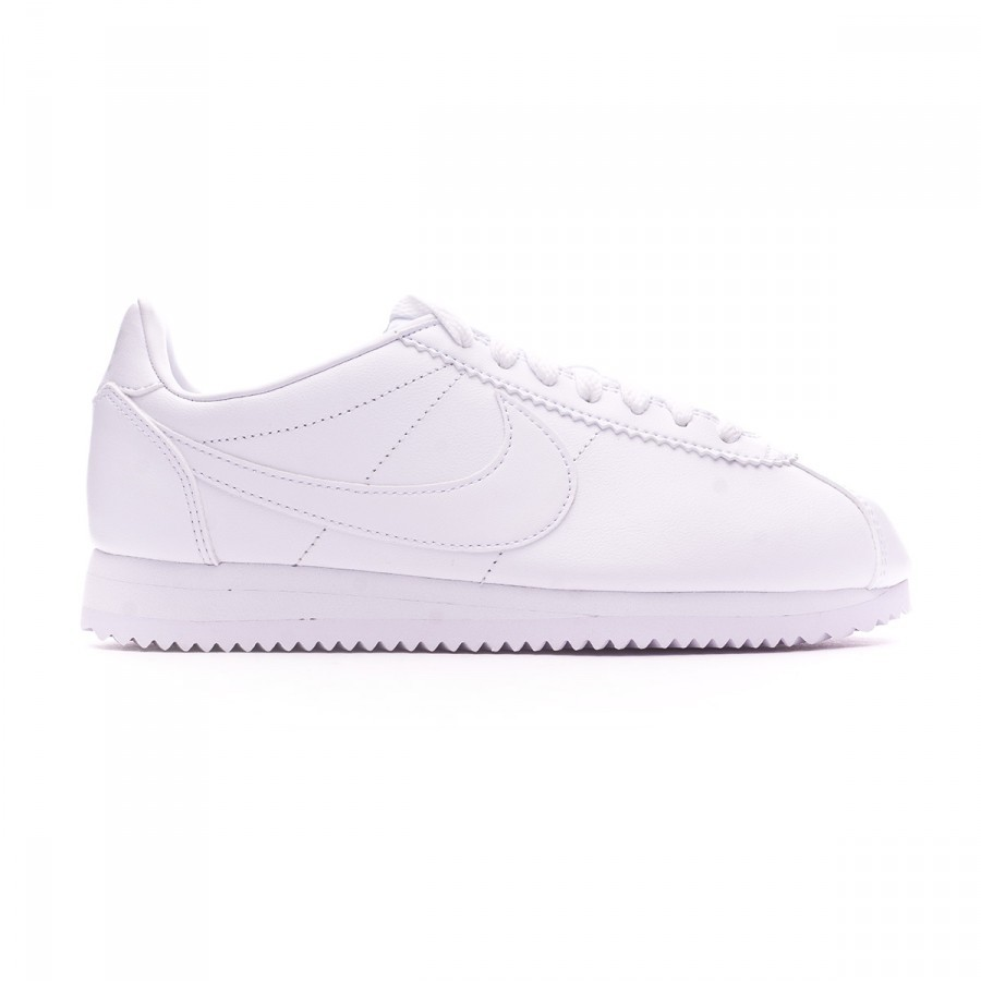 los angeles 098a4 f2fb5 Trainers Nike Classic Cortez Leather Mujer White - Tienda de fútbol Fútbol  Emotion