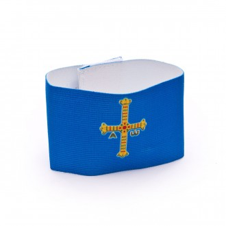 Captain's Armband Mercury Asturias  Blue