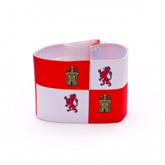 Captain's Armband Mercury Castilla-León  Red-White