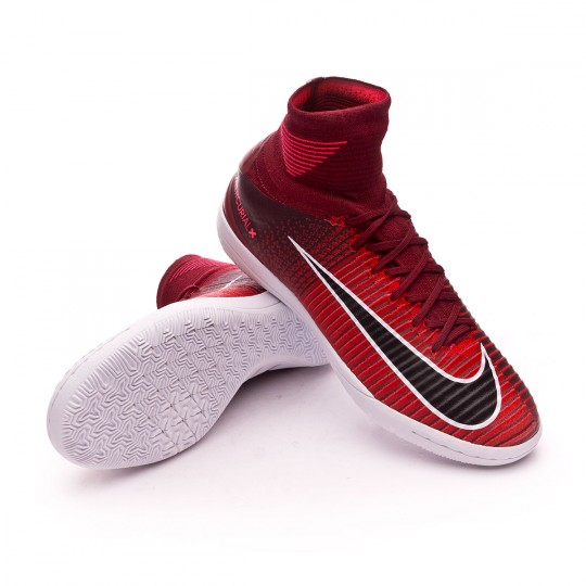 4b531fde8 ... inexpensive chaussure de futsal nike mercurialx proximo ii df ic team  red racer pink white boutique