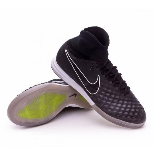 Zapatilla  Nike MagistaX Proximo II DF IC Dark grey-Volt-Cool grey
