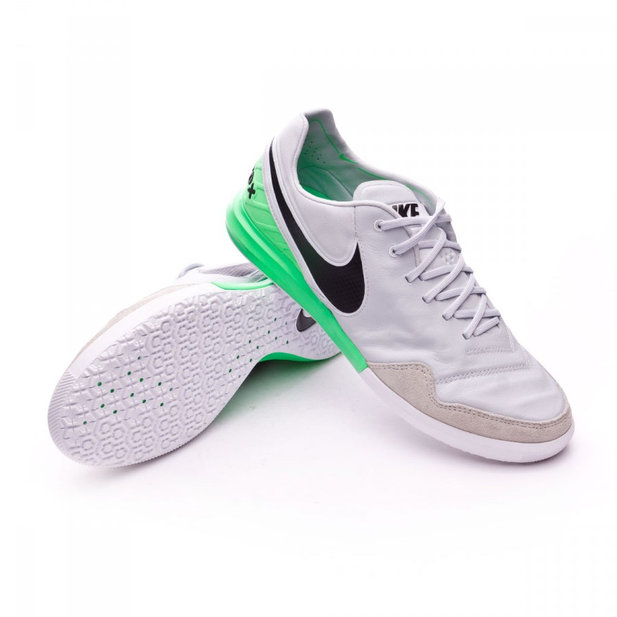 low priced 39a0e 3d68d ... nike shoes  zapatilla tiempox proximo ic pure platinum electro green.  category