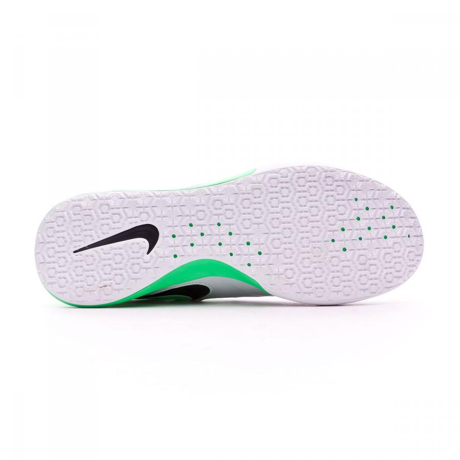 f3ca494420b6 Futsal Boot Nike TiempoX Proximo IC Pure platinum-Electro green - Football  store Fútbol Emotion