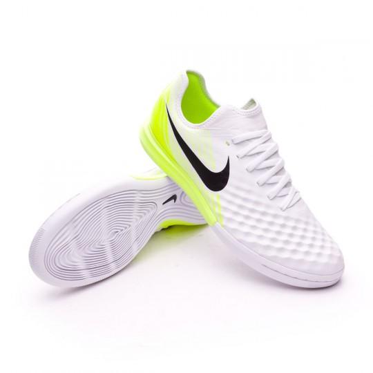 31ad5a6a4d28 ... usa futsal boot nike magistax finale ii ic white volt football store  fútbol emotion 54e39 8618d