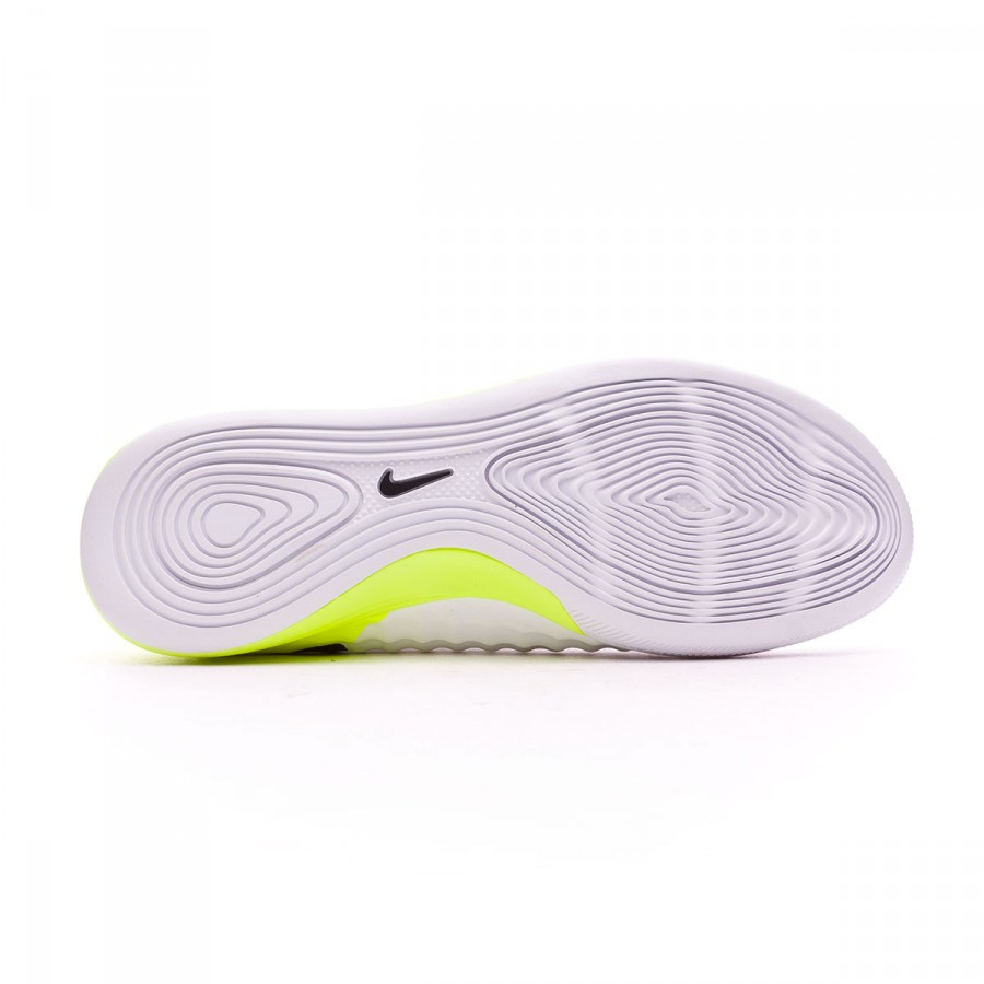 best authentic 40bd3 9fffc Zapatilla Nike MagistaX Finale II IC White-Volt - Soloporteros es ahora  Fútbol Emotion