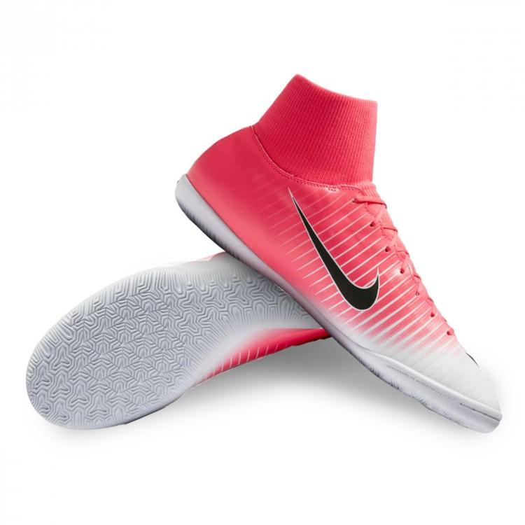 dcc1d92b4a1 Futsal Boot Nike MercurialX Victory VI DF IC Racer pink-White ...