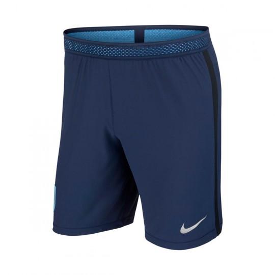 Pantalón corto  Nike England Vapor Match 2017 Midnight navy-Black-Metallic Silver