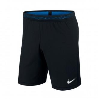 Pantalón corto  Nike Francia Vapor Match 2017-2018 Black-Metallic silver