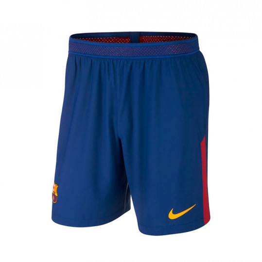 Pantalón corto  Nike FC Barcelona Vapor Match 2017-2018 Deep royal blue-University gold