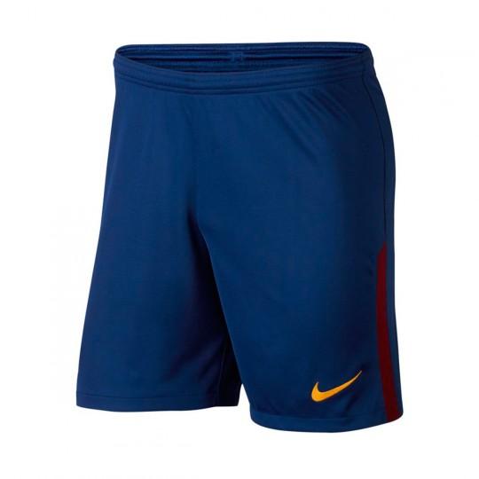 Pantalón corto  Nike FC Barcelona Dry Stadium 2017-2018 Deep royal blue-University gold