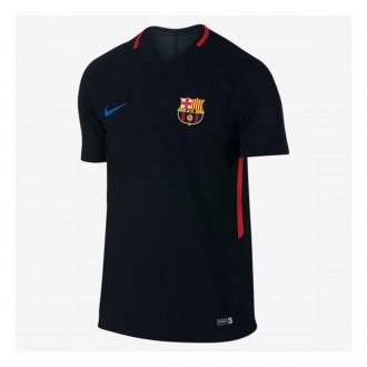 Camiseta  Nike FC Barcelona Aeroswift Strike 2017-2018 Black-University red-Soar