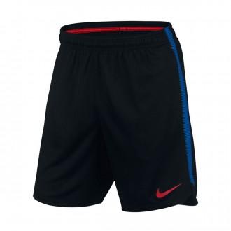 Pantalón corto  Nike FC Barcelona Dry 2017-2018 Black-Soar-University red