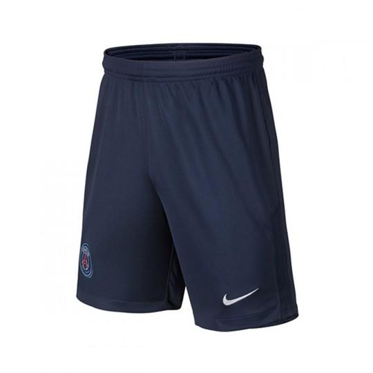 Pantalón corto  Nike Paris Saint-Germain Dry Stadium Home 2017-2018 Midnight navy-White
