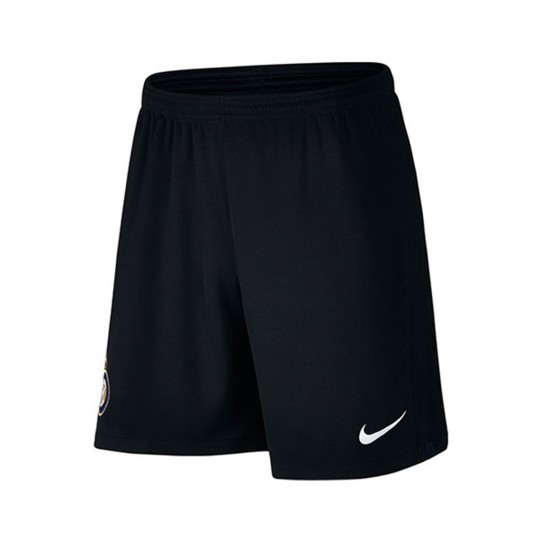 Pantalón corto  Nike Inter Milan Breathe Stadium 2017-2018 Black-White