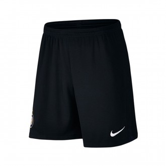 Pantalón corto  Nike Inter Milan Breathe Stadium 2017-2018 Niño Black-White