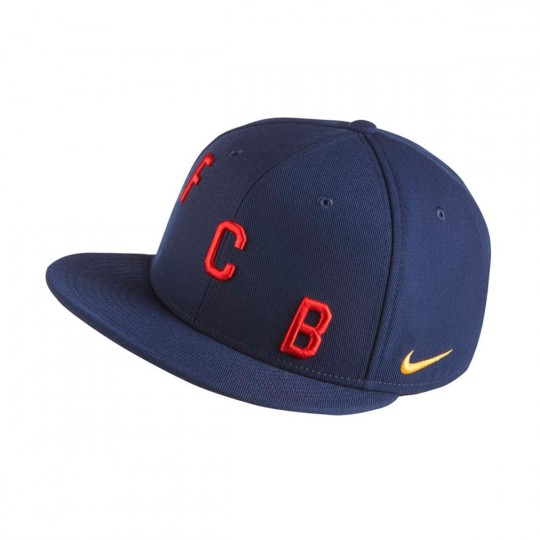 Gorra  Nike FC Barcelona Squad 2016-2017 Midnight navy-Black-University red