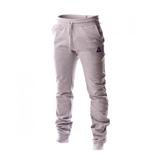Pantalón largo  Le coq sportif ESS SP Slim Heather grey