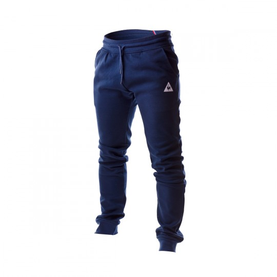 Pantalón largo  Le coq sportif ESS SP Slim Dress blue
