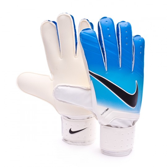 Luvas  Nike Match White-Photo blue-Chlorine blue-Black