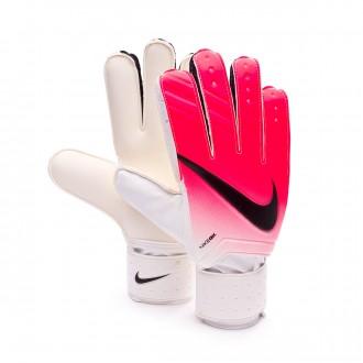 Luvas  Nike Jr Match White-Racer pink-Black
