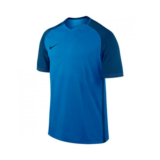 Camiseta  Nike Elite Flash Lightspeed 1.0 Light photo blue-Binary blue