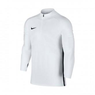 Sudadera  Nike Aeroswift Strike Football White-Black