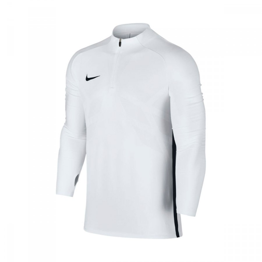 Strike Sudadera Aeroswift White Football Nike Soloporteros Black qqExRaz