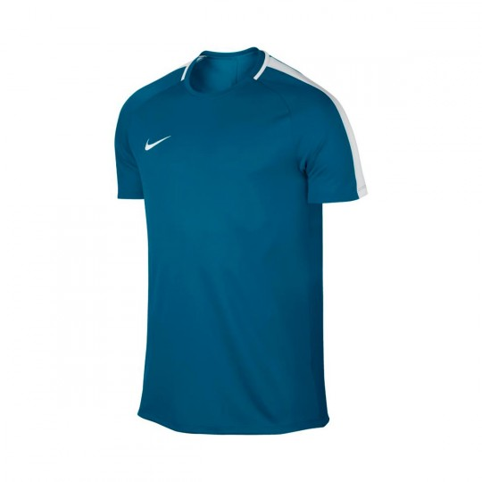 Camisola  Nike Dry Academy Football Top Industrial blue-White