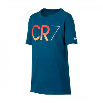 Camisola  Nike Jr CR7 Industrial blue